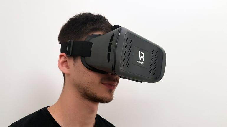 Cygnett GateWay VR Headset