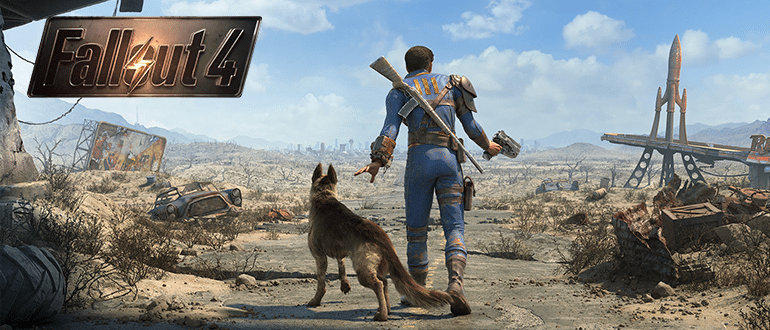 Fallout 4 by Bethesda