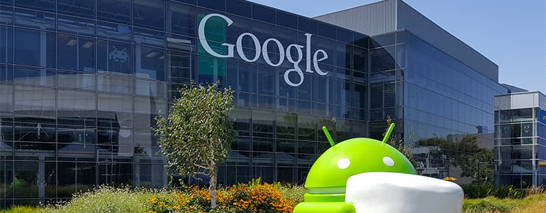 Android, Google, silicone valley