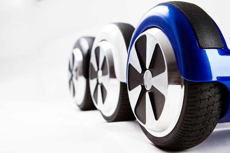 Hoverboard wheels