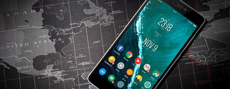 Mobile Phone Data Roaming