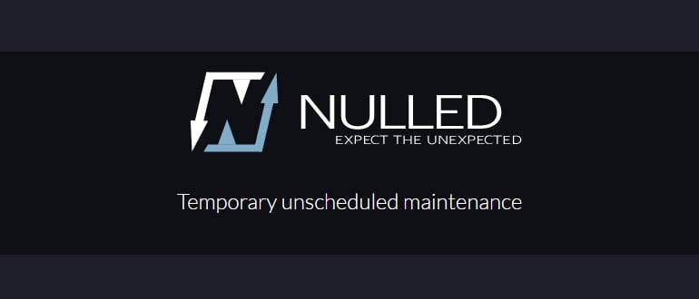 Nulled website