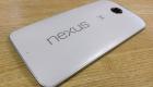 White Nexus 6 logo