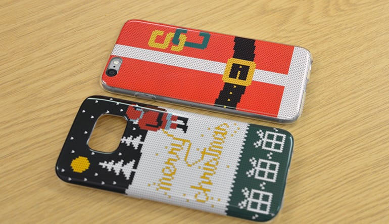 FLAVR phone case