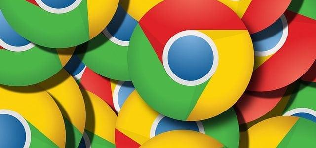 Google Chrome logos