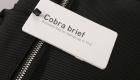 Label of the Cobra Brief
