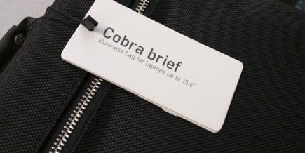 Label of the Cobra Brief